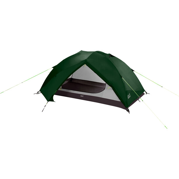 Jack Wolfskin Skyrocket II Dome Zelt mountain green