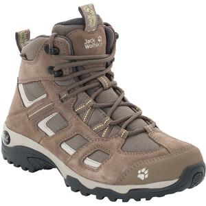Jack Wolfskin Vojo Hike 2 Texapore Mid-Cut Schuhe Damen siltstone siltstone