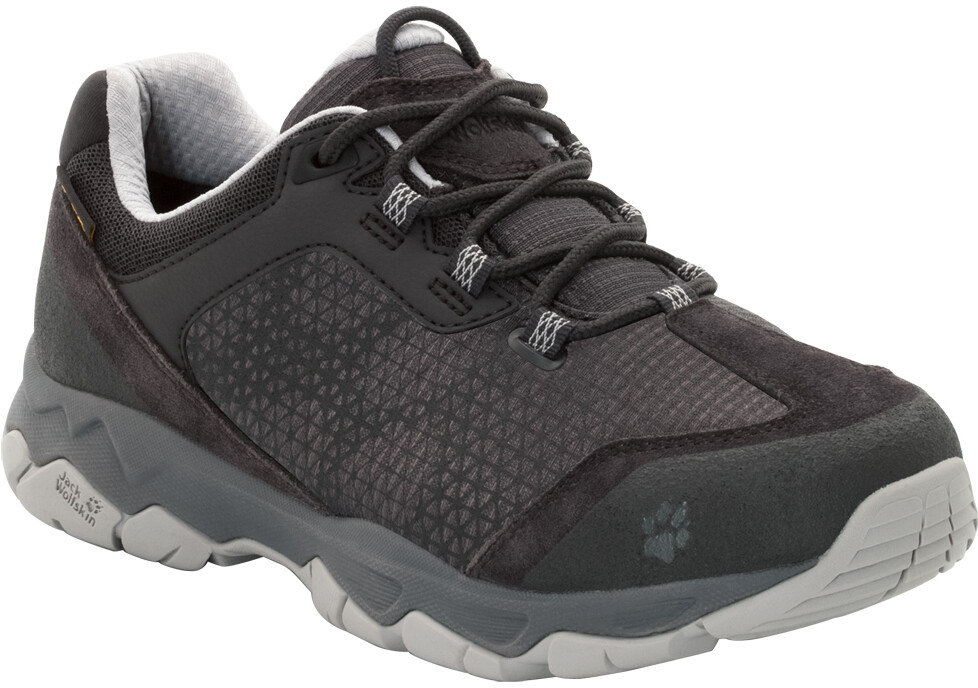 Jack Wolfskin Rock Hunter Texapore Low Cut Schuhe Damen phantom