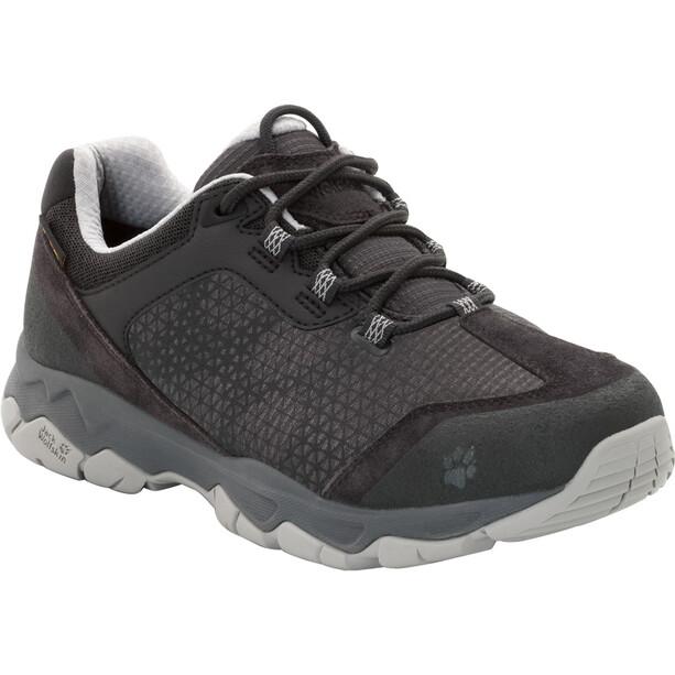 Jack Wolfskin Rock Hunter Texapore Low-Cut Schuhe Damen phantom