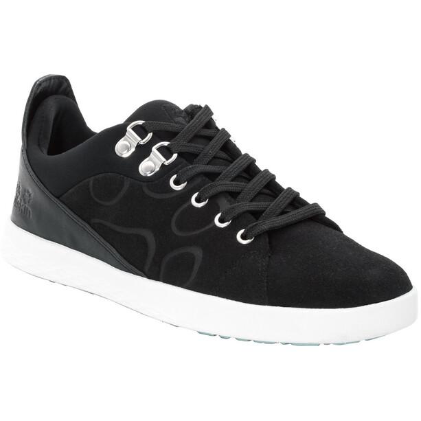 Jack Wolfskin Auckland Low-Cut Schuhe Damen black