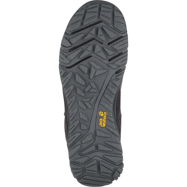 Jack Wolfskin Activate XT Texapore Mid-Cut Schuhe Damen dark iron