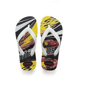 havaianas Cars sandaalit Lapset, black/white black/white