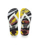 havaianas Cars sandaalit Lapset, black/white