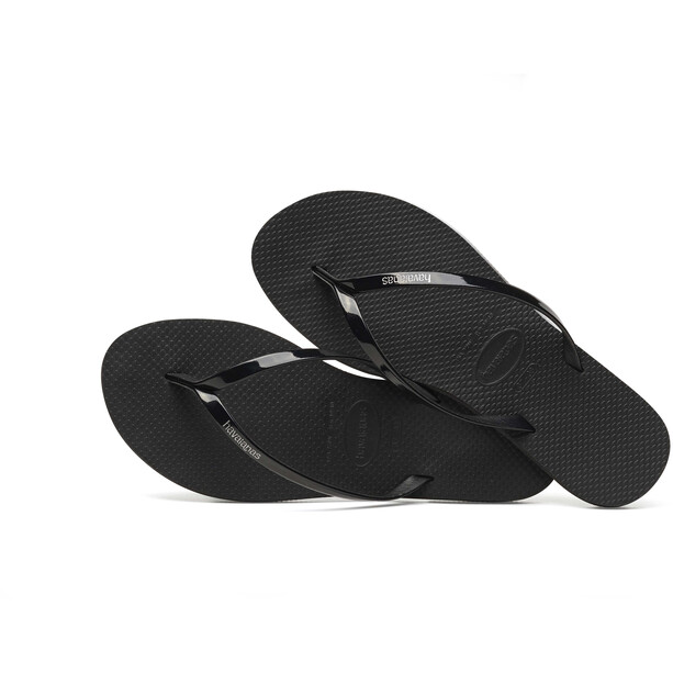 havaianas You Metallic Flips Damen black