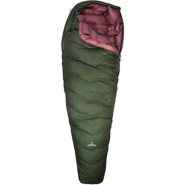 Nomad Jade 400 Schlafsack Damen dill green