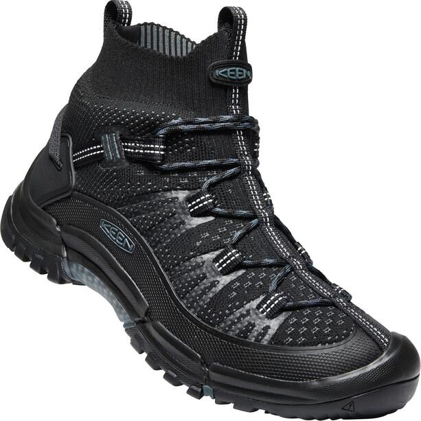Keen Targhee Evo Mid-Cut Schuhe Herren black/slate
