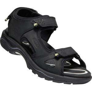 Keen Rialto II 3 Point Chaussures Femme, noir noir