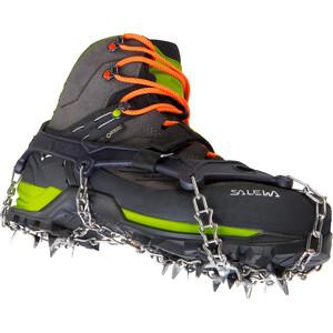 SALEWA MTN Spike Crampons, noir noir