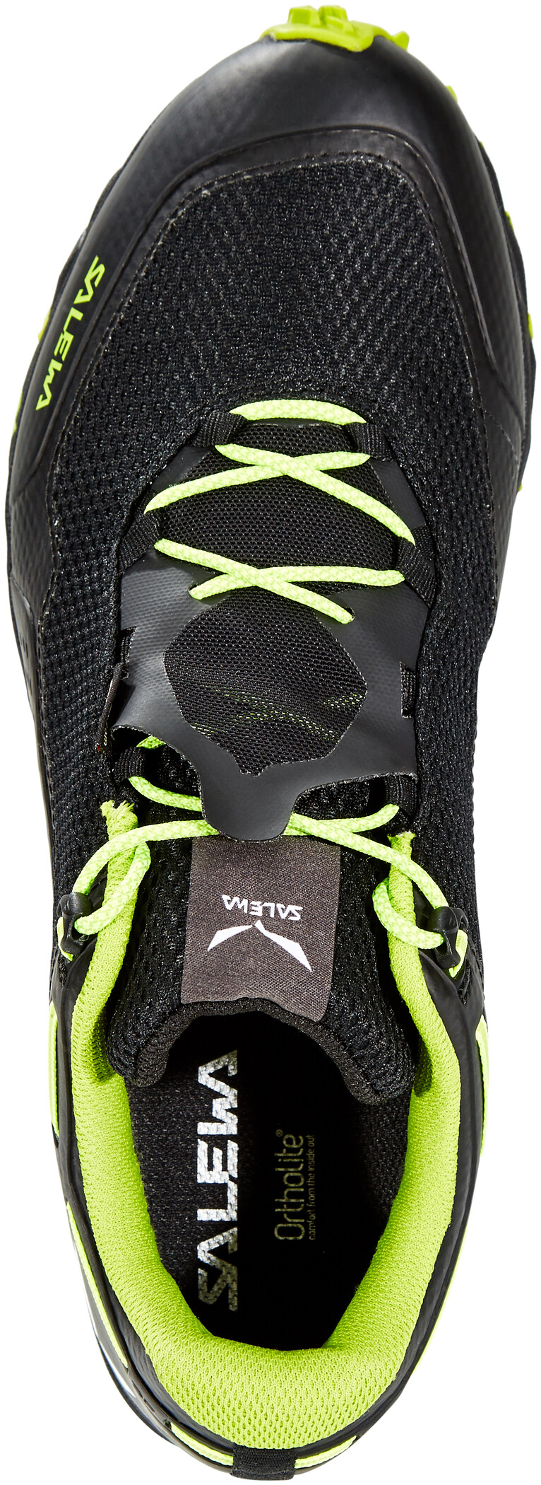 SALEWA Speed Beat GTX Shoes Herr black outfluo yellow