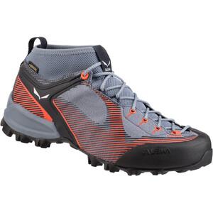 SALEWA Alpenviolet GTX Shoes Dam blue fog/fluo coral blue fog/fluo coral