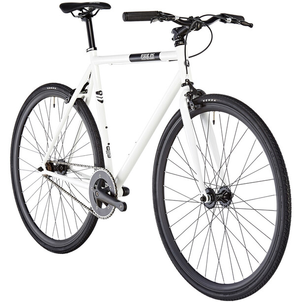FIXIE Inc. Betty Leeds 2. Wahl white