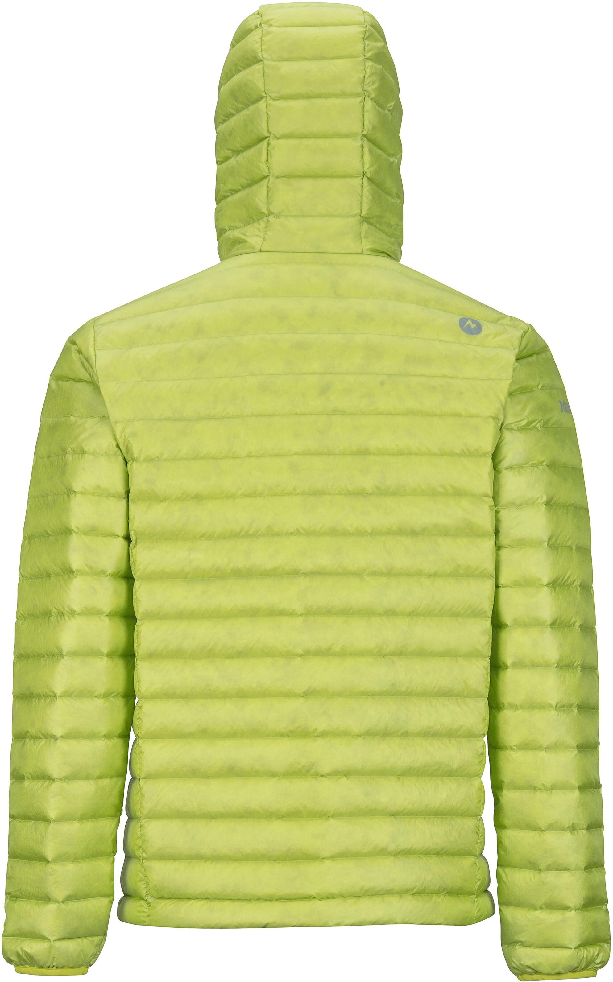 Marmot Quasar Nova Jacket Men green at Addnature.co.uk