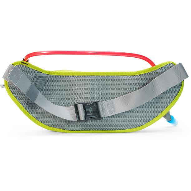 USWE Prime Zulo 2 Hüfttasche mit Trinksystem crazy yellow