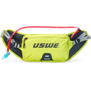 USWE Prime Zulo 2 Hüfttasche mit Trinksystem gelb/schwarz gelb/schwarz