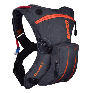 USWE Airborne 3 Rucksack grey/orange grey/orange
