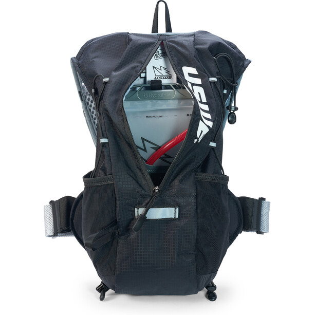 USWE Vertical 10 Plus Trinkrucksack carbon/black