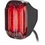 Lezyne E-Bike Rücklicht für Schutzblech schwarz-glänzend rotes licht
