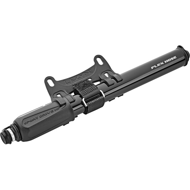 Lezyne Sport Drive HP Mini pompe L, glossy black