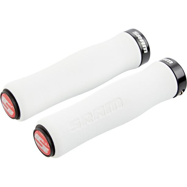 SRAM Contour handvatten, wit/zwart