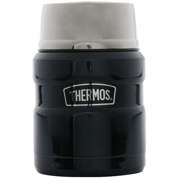 Thermos King Lebensmittelbehälter 450ml Titan dunkelblau
