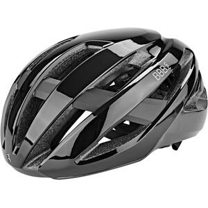 BBB Maestro BHE-09 Helm schwarz glanz schwarz glanz