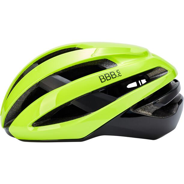 BBB Maestro BHE-09 Helm neon gelb glanz