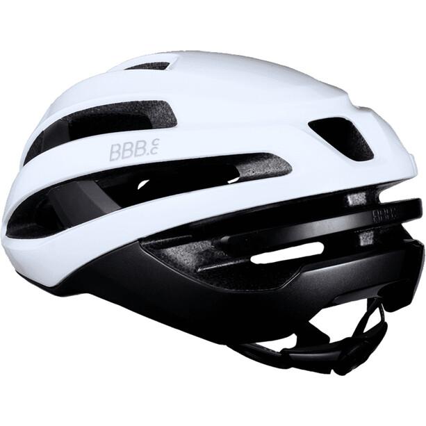 BBB Maestro BHE-09 Helm weiß glanz