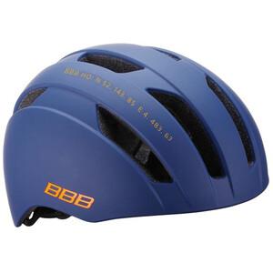 BBB Metro BHE-55 Helm matt dunkel blau matt dunkel blau