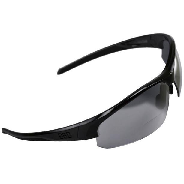 BBB Impress Reader BSG-59 Sportbrille +2,5 schwarz/grau