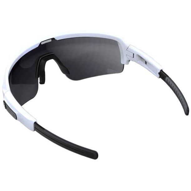 BBB Commander BSG-61 Sport Glasses glossy white