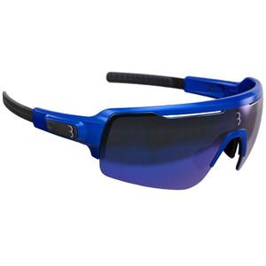 BBB Commander BSG-61 Sportbrille metall blau metall blau