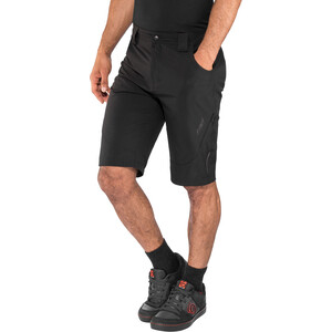 Red Cycling Products Mountainbike Shorts Herr black black
