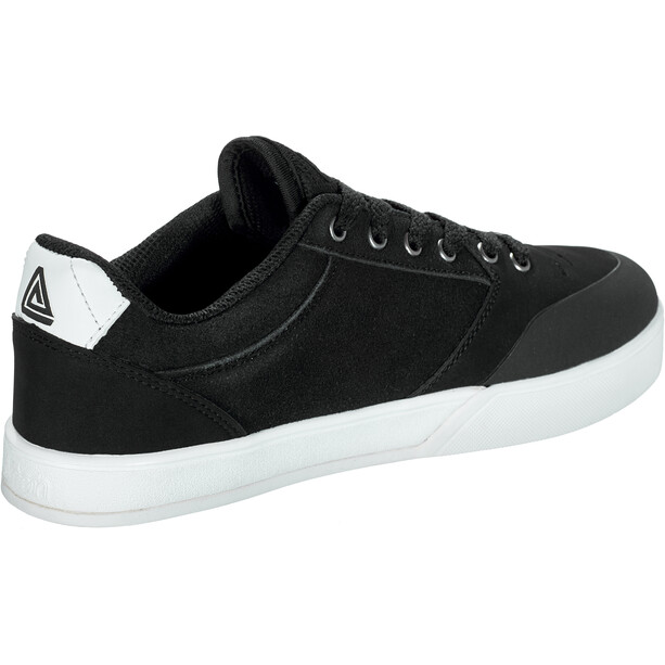 Afton Shoes Keegan Flatpedal Schuhe Herren black/grey