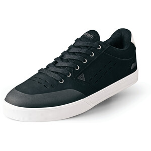 Afton Shoes Keegan Flatpedal Schuhe Herren black/grey black/grey