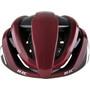 HJC IBEX Road Helm matt pattern red