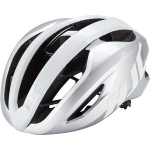 HJC Valeco Road Kask rowerowy, srebrny/biały srebrny/biały
