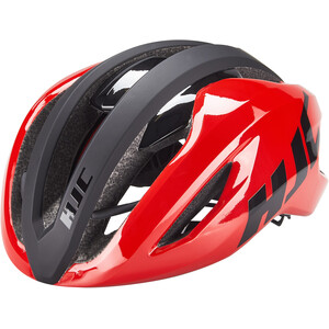HJC Valeco Road Helm matt gloss red black matt gloss red black