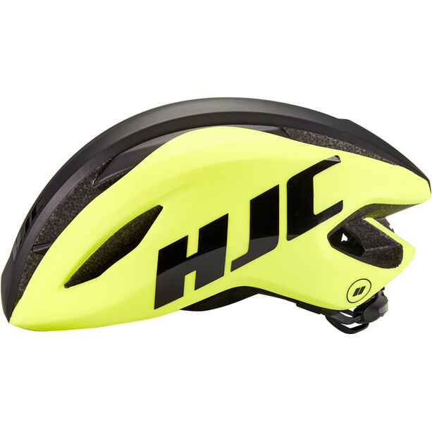 HJC Valeco Road Helm matt gloss yellow black