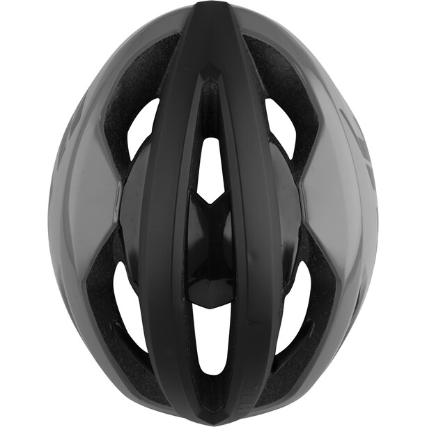 HJC Valeco Road Helm matt gloss grey black
