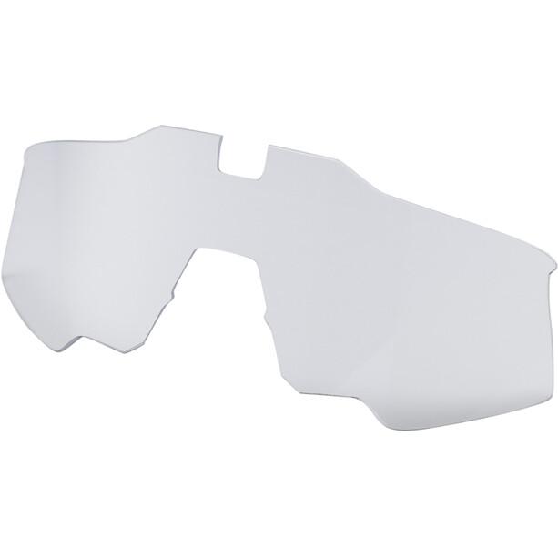 100% Speedcraft Air Brille soft tact black