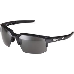 100% Speedcoupe Glasögon svart svart