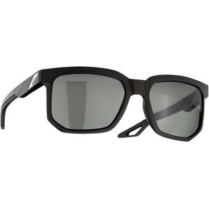 100% Centric Brille schwarz schwarz
