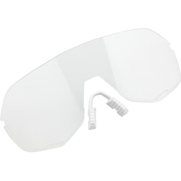 100% S2 Brille matte off white