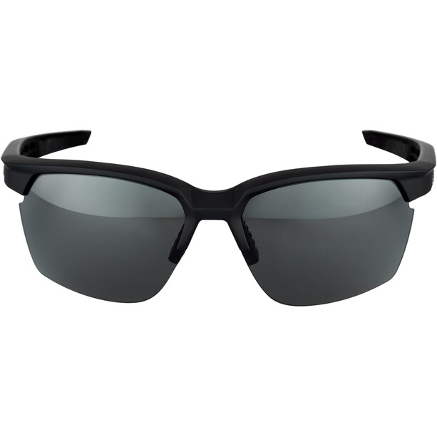 100% Sportcoupe Brille soft tact black