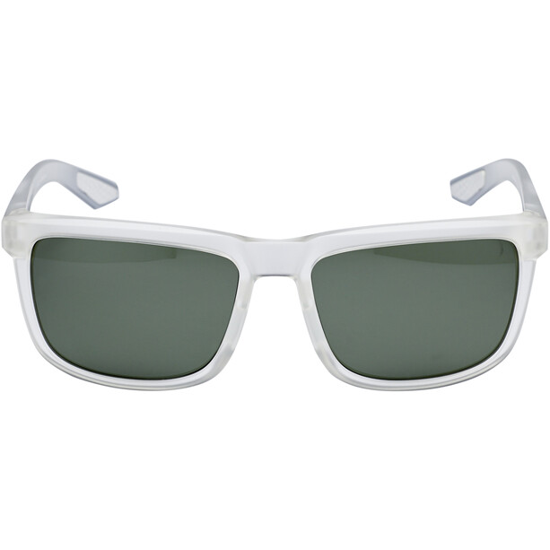 100% Blake Brille translucent crystal clear