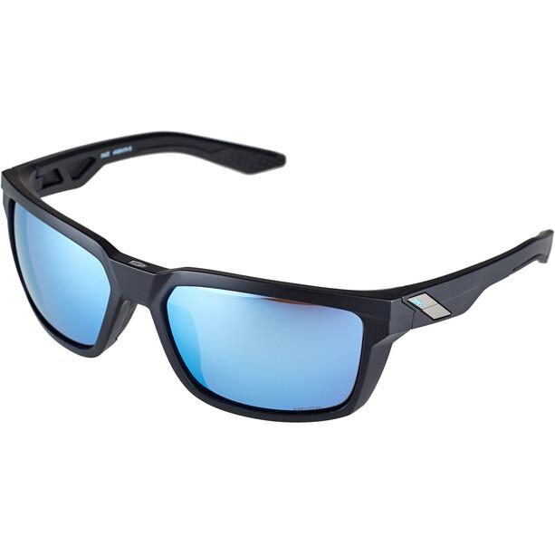 100% Daze Hiper Mirror Cykelbriller, sort