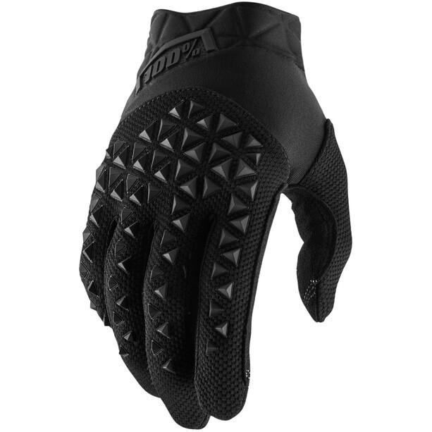 100% Airmatic Handschuhe Kinder black/charcoal