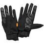 100% Cognito Gloves svart
