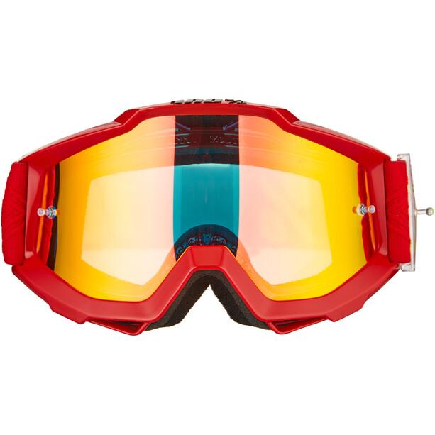 100% Accuri Anti Fog Mirror Goggles Jugend saarinen
